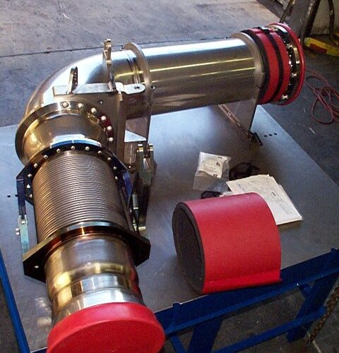 RS-68 Roll Control Nozzle