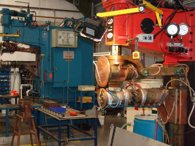 Weldmac has a large weldshop. This affords us a high level of in-house capability to handle most any job regardless or size or complexity.